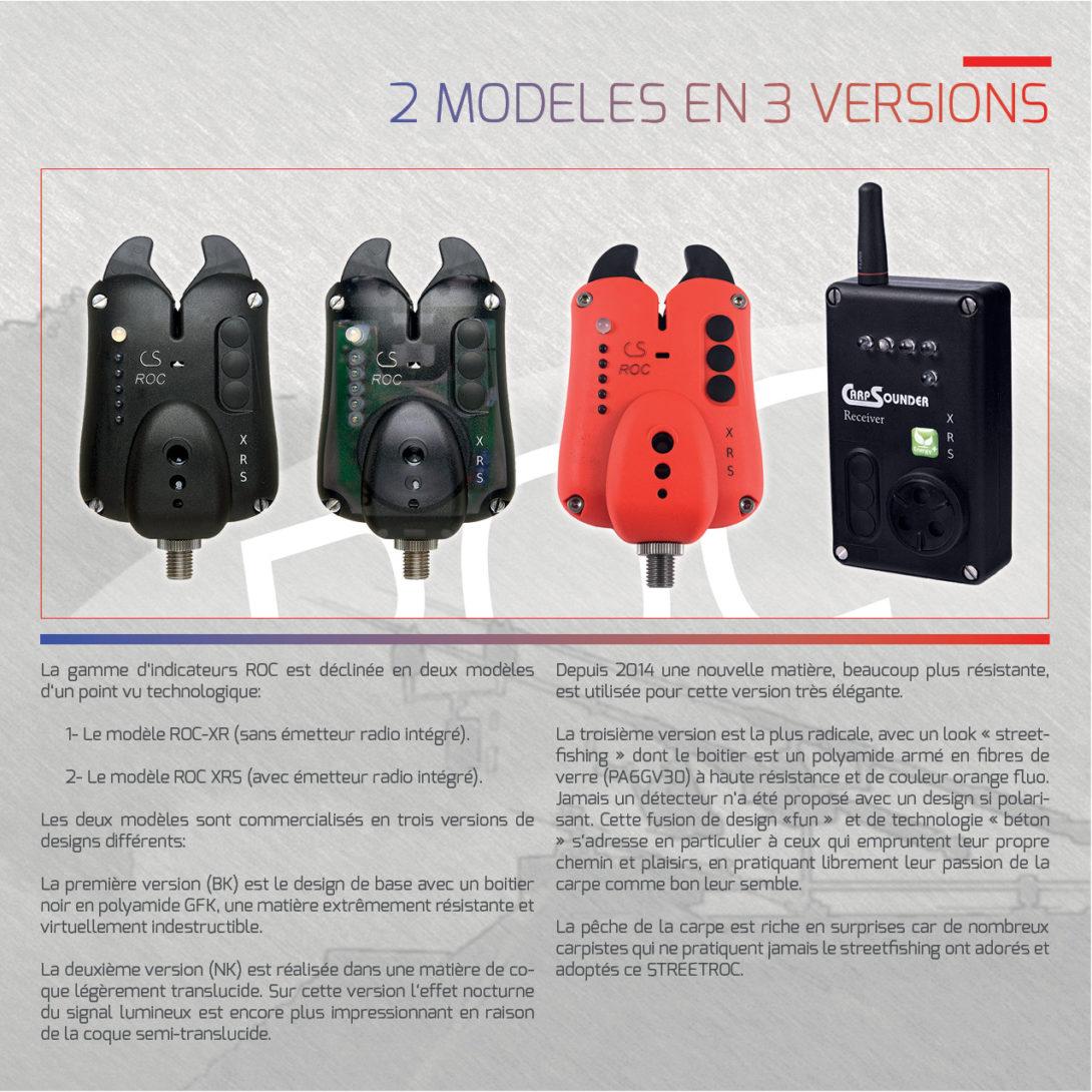 3 versions