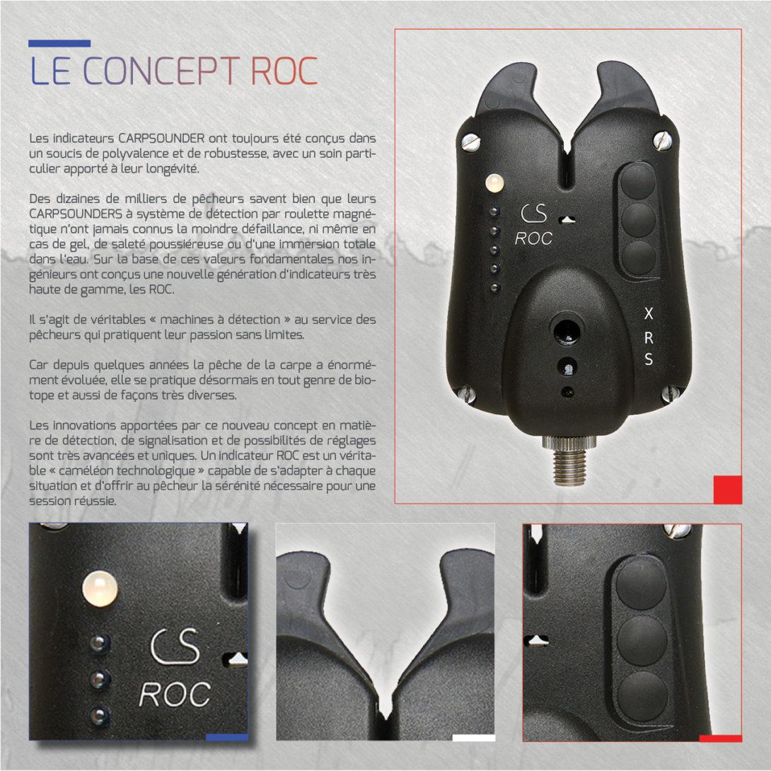 Le concept ROC