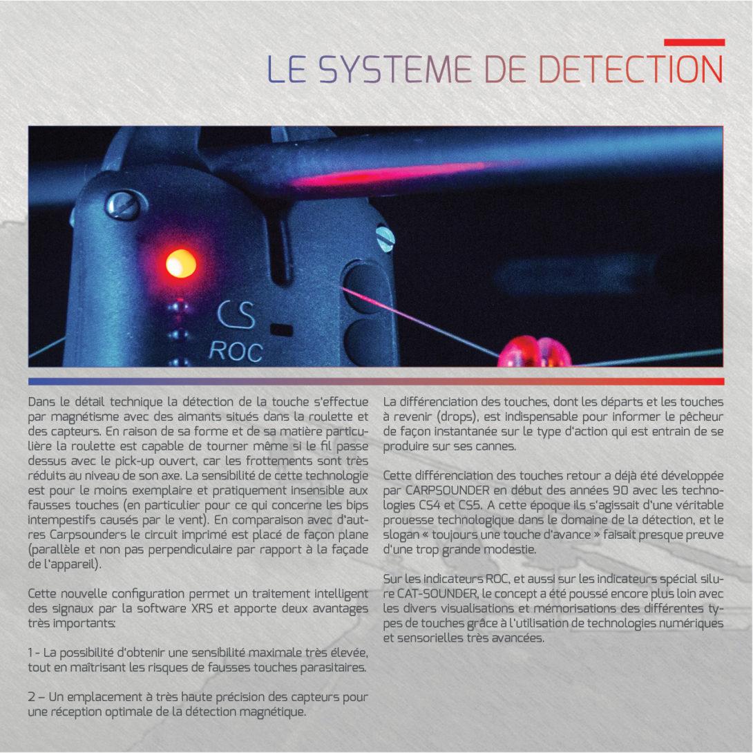 Le systeme de detection