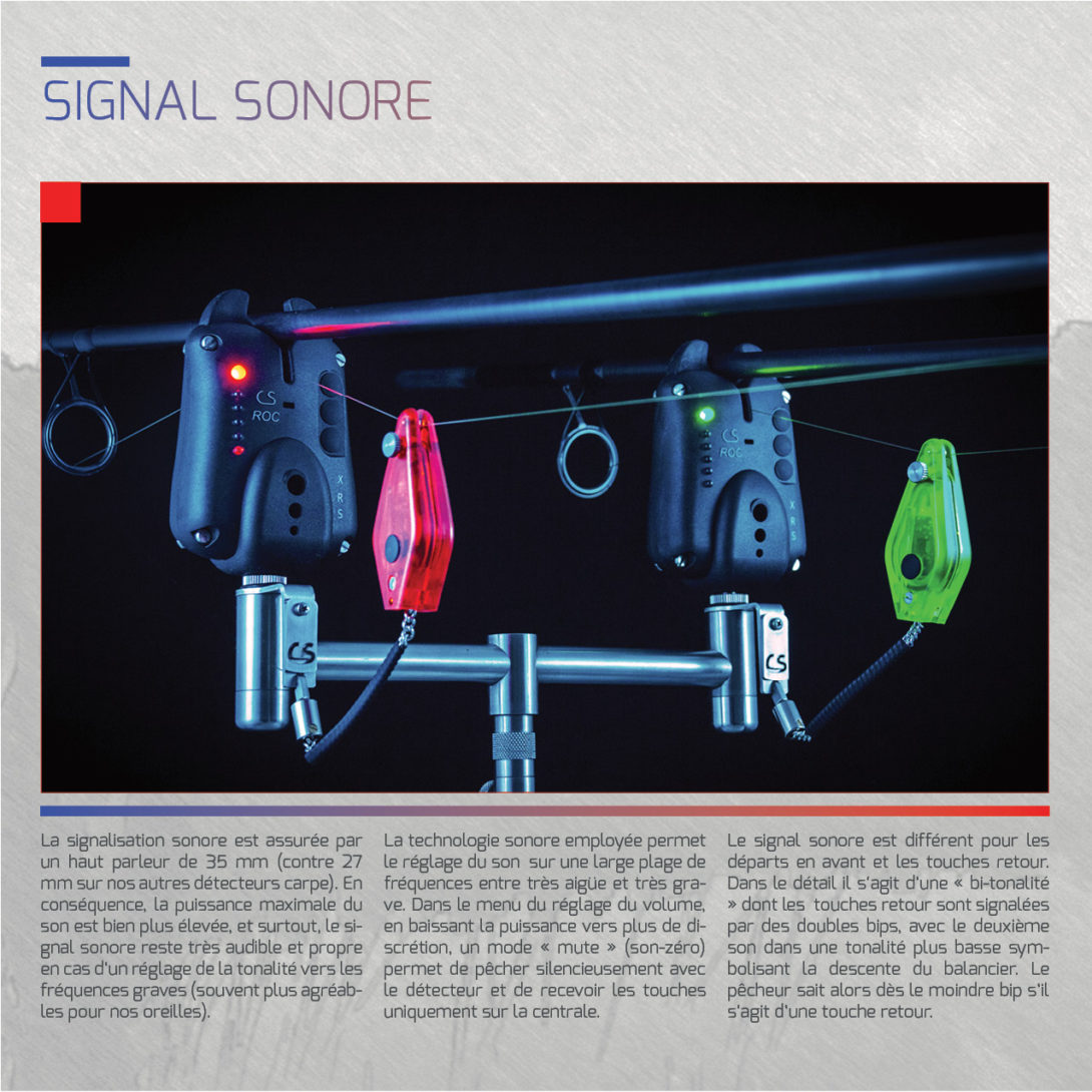 Signal sonore
