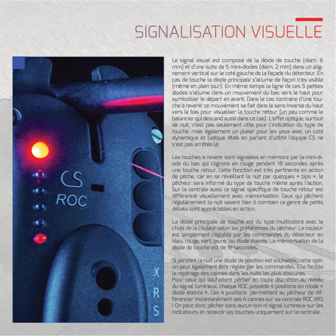 Signalisation visuelle