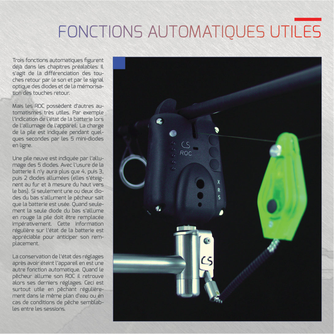 Fonctions automatiques